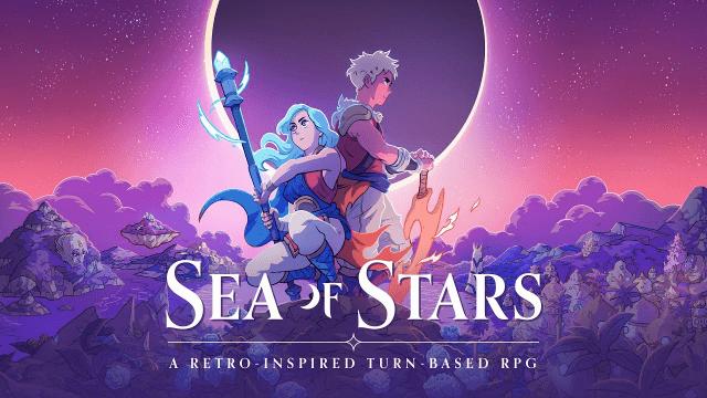 ドット絵RPG Sea of Stars