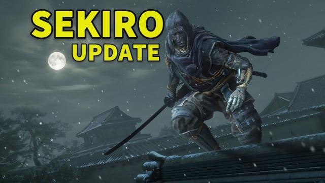 SEKIRO UPDATE