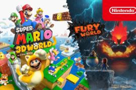 スーパーマリオ 3Dワールド + フューリーワールド TVCM