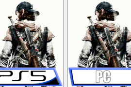 days gone ps4 pc 比較
