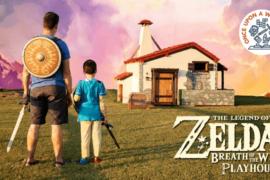 ゼルダの家 再現