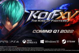 THE KING OF FIGHTERS XV 2022年春