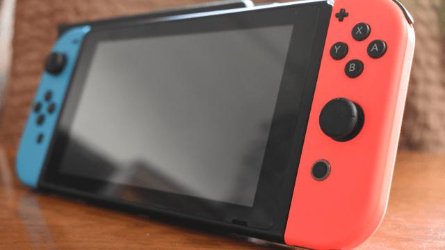 switch本体