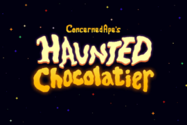 ConcernedApe's Haunted Chocolatie